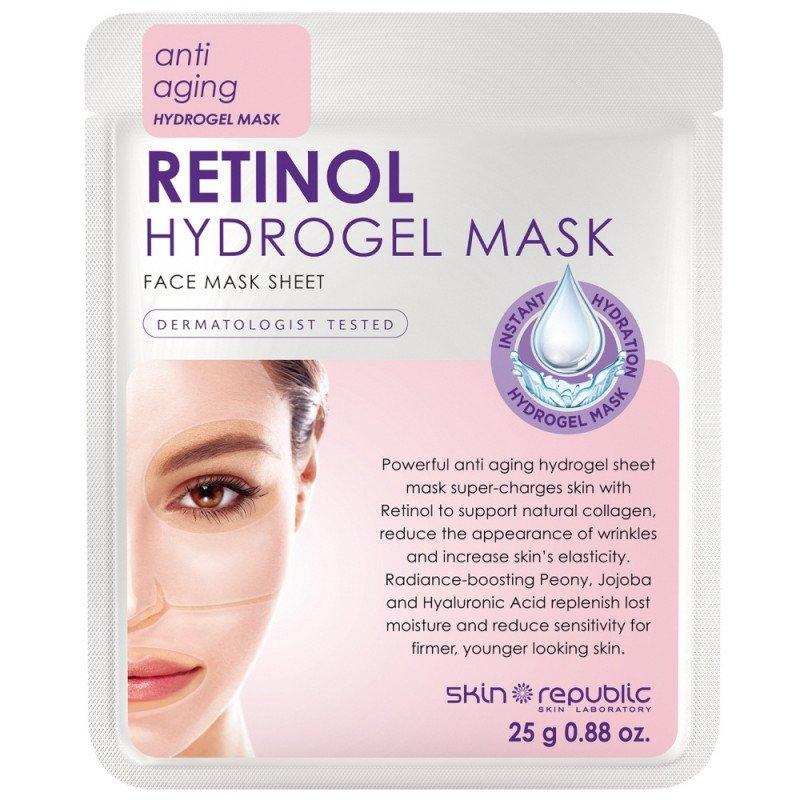 Skin Republic Retinol Hydrogel Face Mask