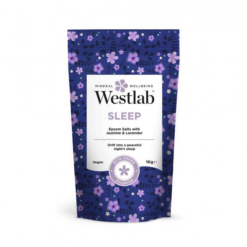 Westlab Sleep Bathing Salts 1 Kg