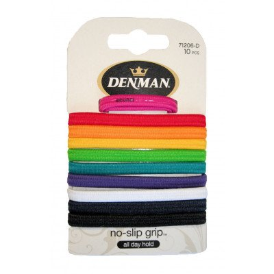 Denman Hairbands Asstd Colours 71206-D