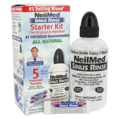 NEILMED SINUS RINSE REG BTTL