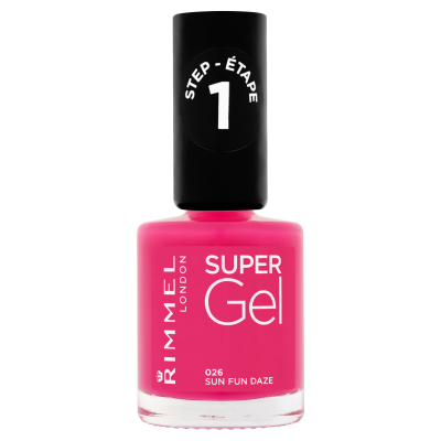 Rimmel Super gel 026 sun fun daze