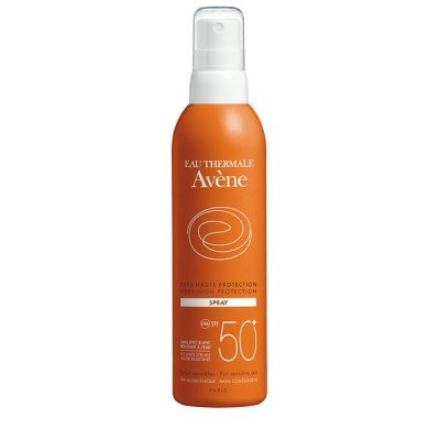EAU THERMALE AVENE Spray SPF50+, 200ml