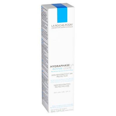 La Roche Possay HYDRAPHASE INTENSE UV LIGHT 50ML