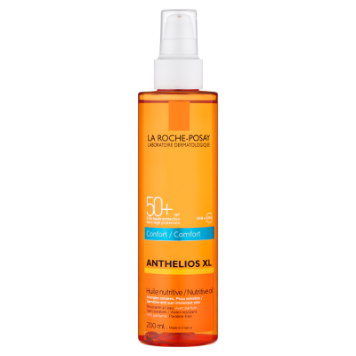 La Roche-Posay Anthelios Body Oil F50+ 200Ml