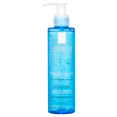 La Roche Possay SENSITIVE SKIN MICELLAR WATER GEL 195ML