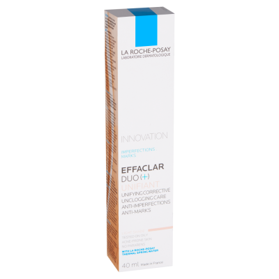 La Roche Possay EFFACLAR DUO+ UNIFIANT LIGHT 40ML