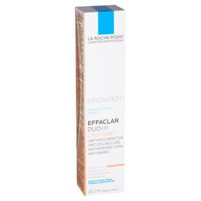 La Roche Possay EFFACLAR DUO+ UNIFIANT MEDIUM 40ML