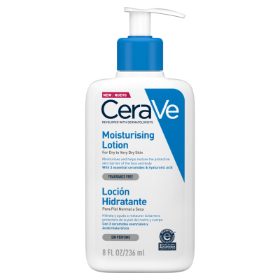 CeraVe MOISTURISING LOTION 236ML