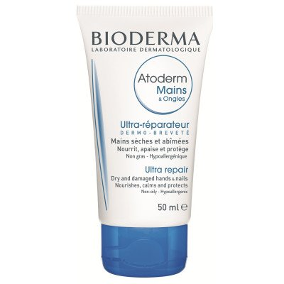 Bioderma Atoderm Hands and Nails Repairing Cream 50ML