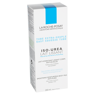 La Roche-Posay ISO UREA 200ML TUBE