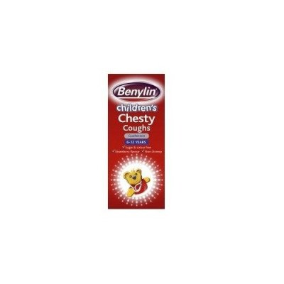 Benylin childrens childrens chesty cough  50mg/5ml 125ml