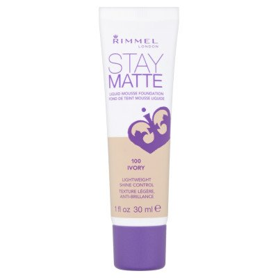 RIMMEL STAY MATTE FOUND