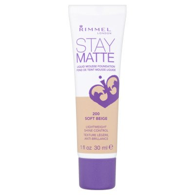 RIMMEL foundation stay matte
