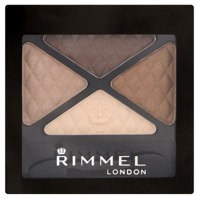 RIMMEL eyeshadow glam'eyes quad