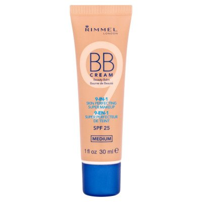 Rimmel Match Perf Bb Cream 9-In-1 Super Makeup - Medium