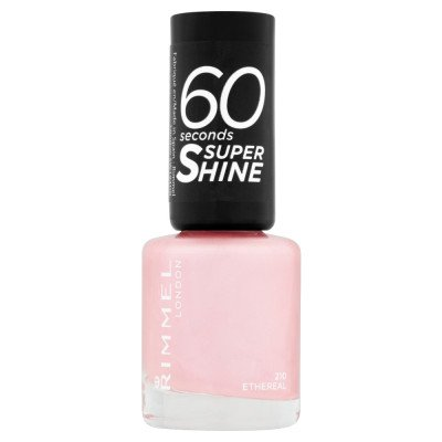 Rimmel 60 Seconds Super-Shine Nail Polish - Etheral