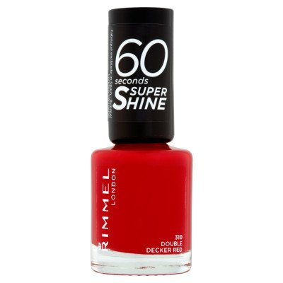 RIMMEL nail polish double decker