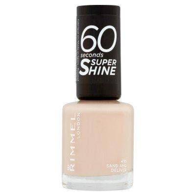 RIMMEL nail polish sand&deliver