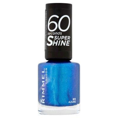 RIMMEL nail polish azure