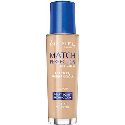 Rimmel London Match Perfection 2015 - Ivory