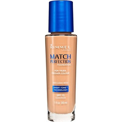 Rimmel London Match Perfection 2015 - Classic Beige