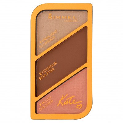 Rimmel face make-up London Kate sculpting kit No.3