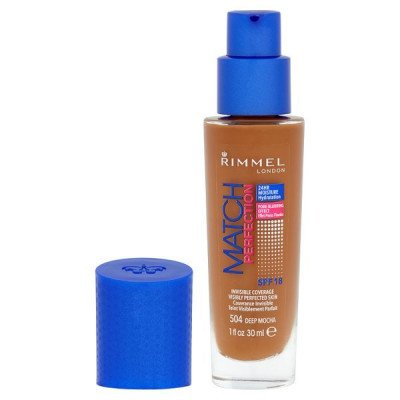 Rimmel London Match Perfection 2015 - Deep Mocha