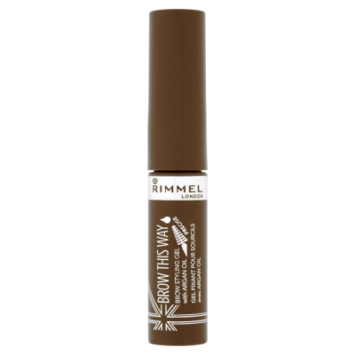 Rimmel Brow this way styling gel 002 medium brown