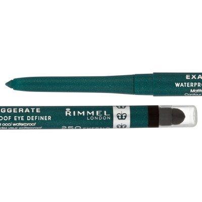 RIMMEL eye definer emerald sparkle