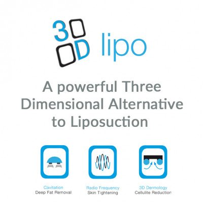 3D Lipo Treatment 1.5 Hrs