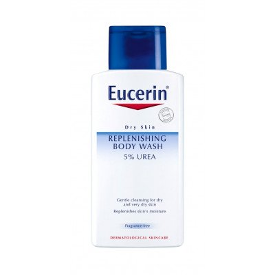 Eucerin replenishing body wash 200ml