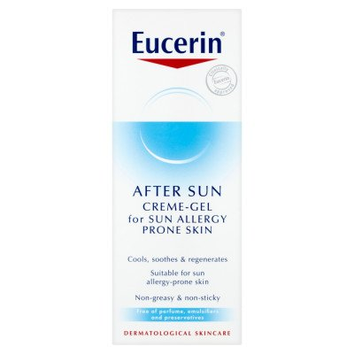 Eucerin After Sun Creme-Gel for Sun Allergy Prone Skin 150ml