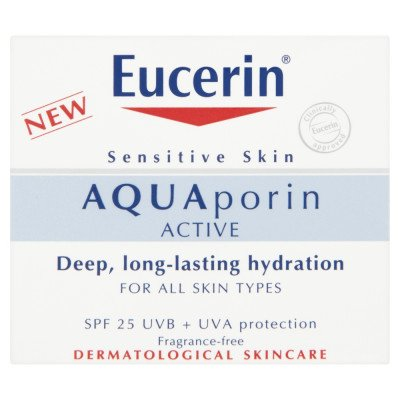 Eucerin Aquaporin Active SPF25 +UVA 50ml