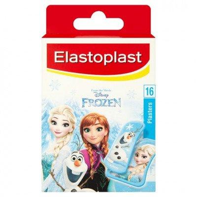 Elastoplast plasters frozen 16 pack