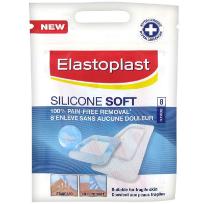 ELASTOPLAST plasters silicone soft plaster  8