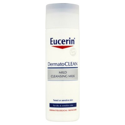 Eucerin Dermatoclean Mild Cleansing Milk 200ml