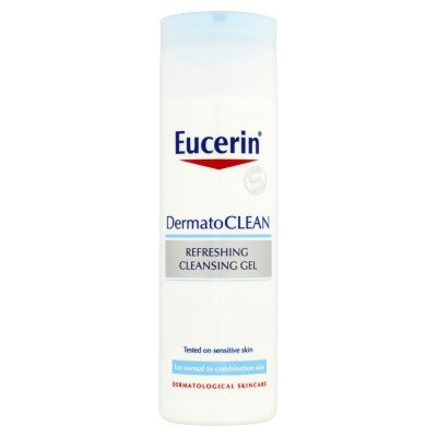 Eucerin Dermatoclean Refresh Cleansing Gel 200ml