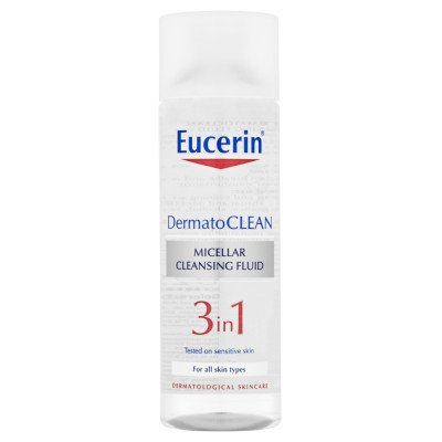 Eucerin Dermatoclean Micellar Solution 125ml
