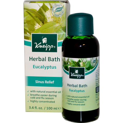Kneipp herbal bath cold and sinus relief 100ml