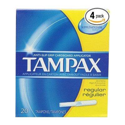 Tampax Regular 20 Promo