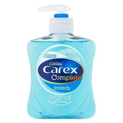 Carex handwash anti-bacterial original 250ml