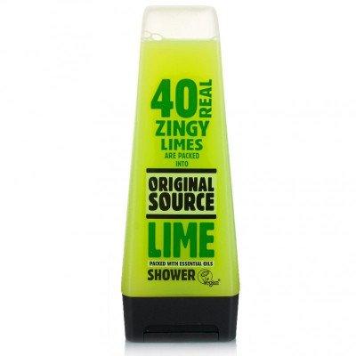 Original source shower gel lime 250ml
