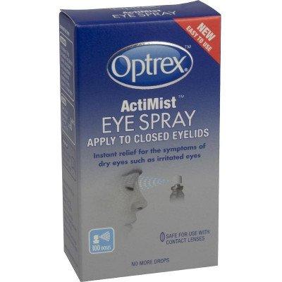 Optrex eye care ActiMist eye spray 10ml