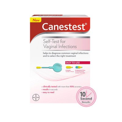 Canesten canestest screening test