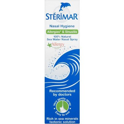 Sterimar Isotonic nasal hygiene spray 100ml