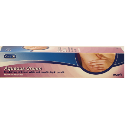 Care aqueous cream 100g