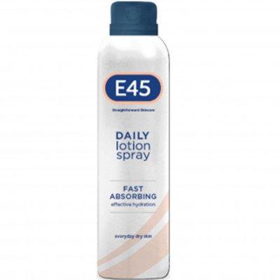 E45 daily lotion spray 200ml