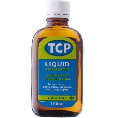 T.c.p. antiseptic liquid 0.175%w/v 100ml