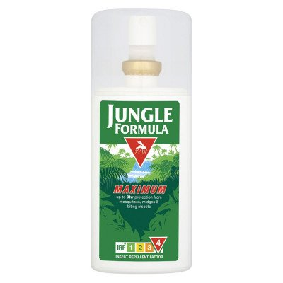 Jungle formula insect repellent pump spray maximum 90ml
