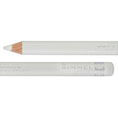RIMMEL SOFT KOHL PENCIL 071 pure white